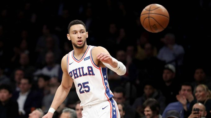 Philadelphia 76ers Ben Simmons