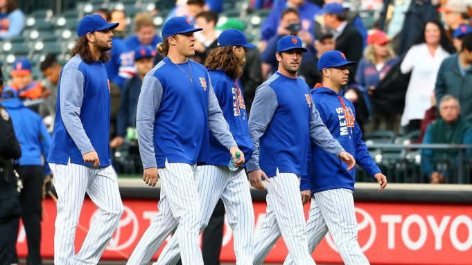 New York Mets Pitching