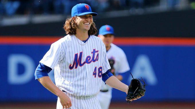 Jacob deGrom, New York Mets