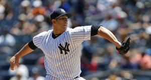 New York Yankees Luis Cessa