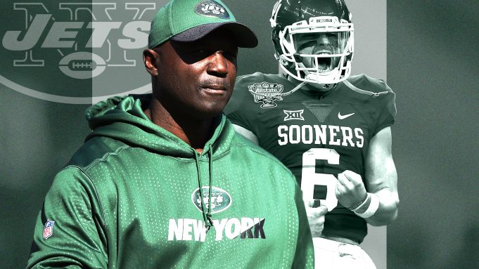 Todd Bowles Baker Mayfield