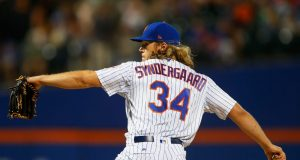 Fantasy Baseball Preview Noah Syndergaard