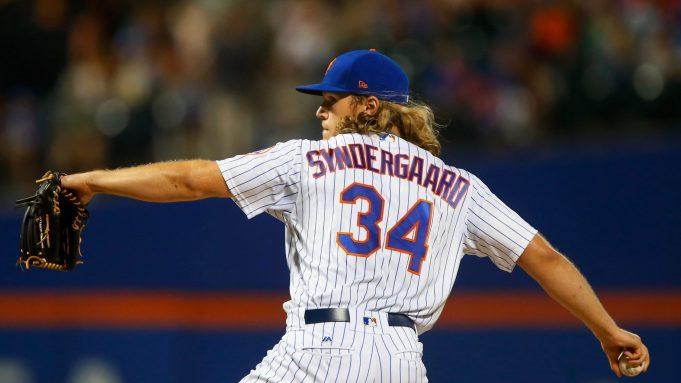 Fantasy Baseball Preview Noah Syndergaard