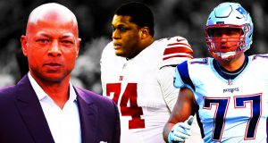 New York Giants O-line
