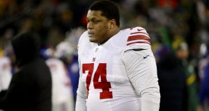 Ereck Flowers, New York Giants
