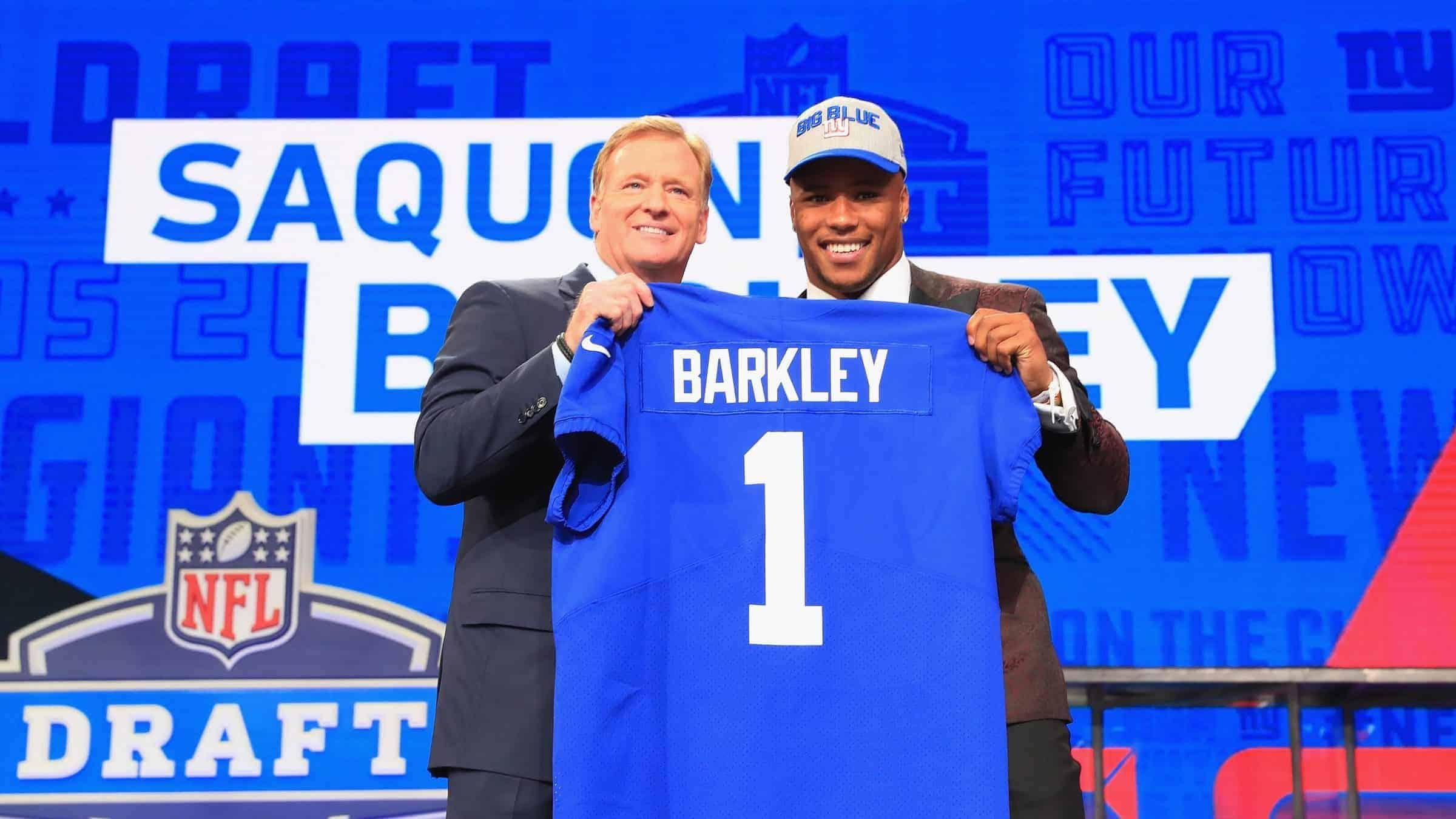 New York Giants Saquon Barkley