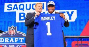 New York Giants, Saquon Barkley