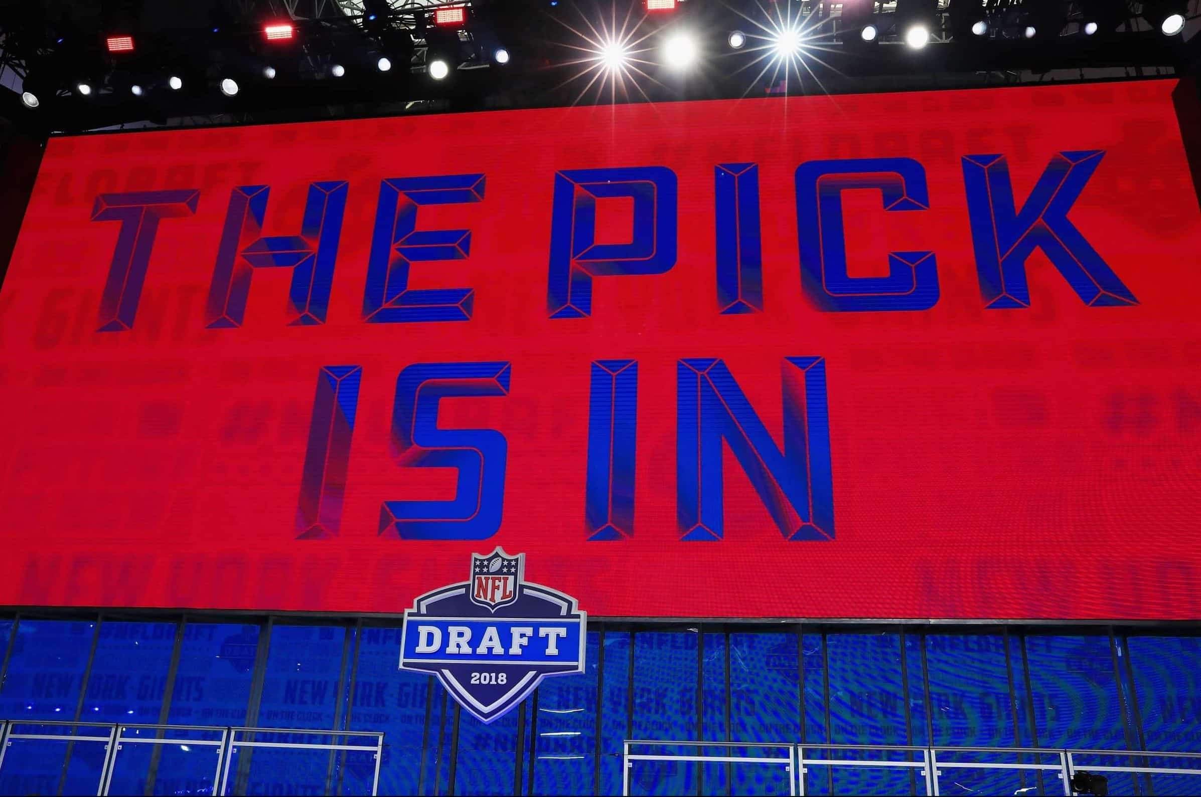 new york giants mock draft