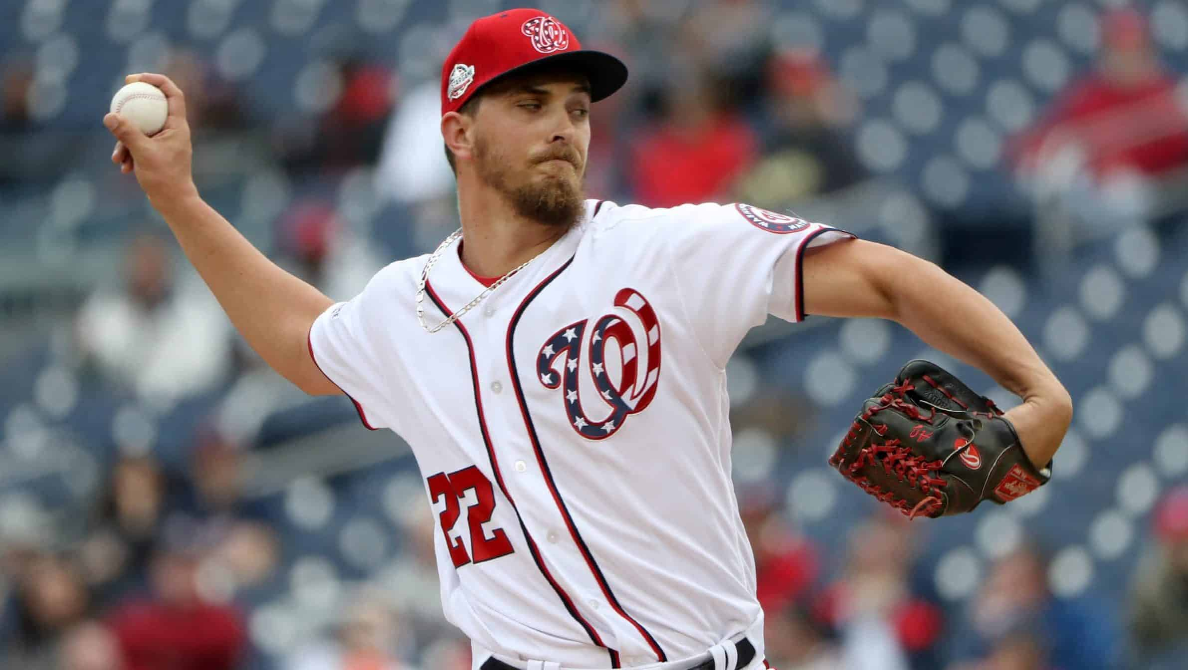 Yankees acquire RHP AJ Cole from Nationals
