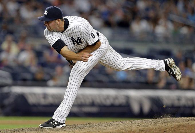 New York Yankees Ben Heller
