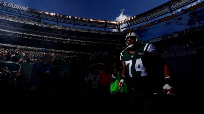 New York Jets Nick Mangold