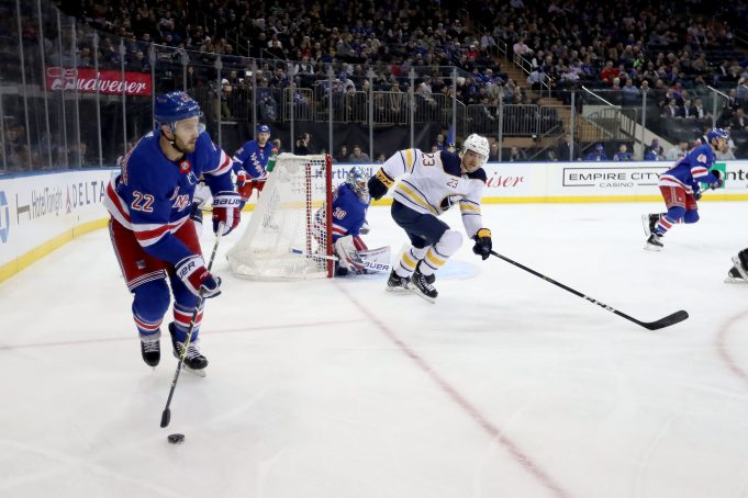 Kevin Shattenkirk's grade for the 2017-18 season is in