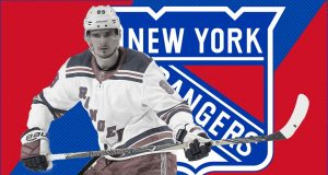 New york Rangers F Buchnevich remarks on Vigneault