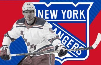 New york Rangers F Buchnevich remarks on Vigneault