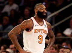 New York Knicks Kyle O'Quinn