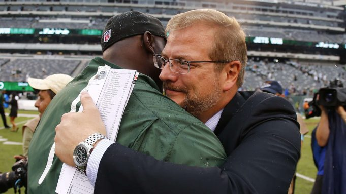 New York Jets Daily Mike Maccagnan