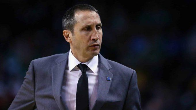 New York Knicks David Blatt