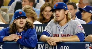 New York Mets, Noah Syndergaard, Jacob deGrom