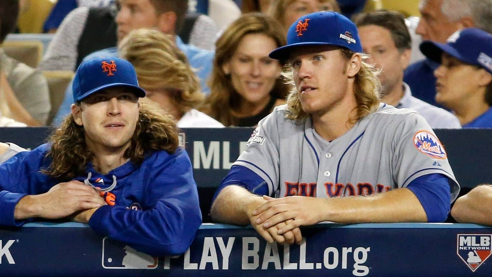 New York Mets, Noah Syndergaard, Jacob deGrom