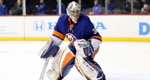 Christopher Gibson, New York Islanders