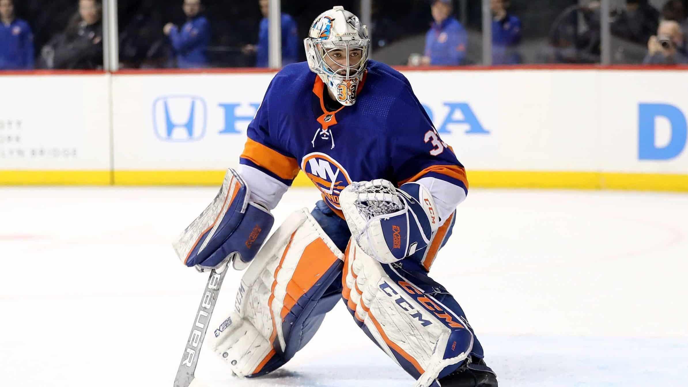 Christopher Gibson, New York Islanders