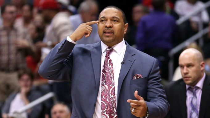 Mark Jackson New York Knicks