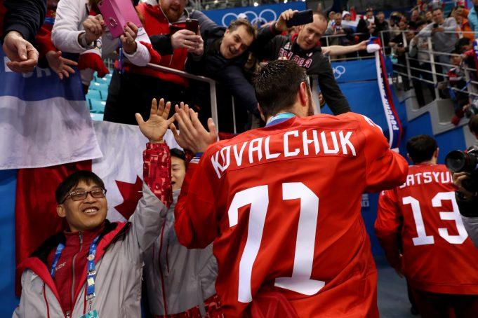 Ilya Kovalchuk Russia