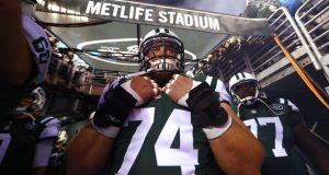 Nick Mangold, New York Jets