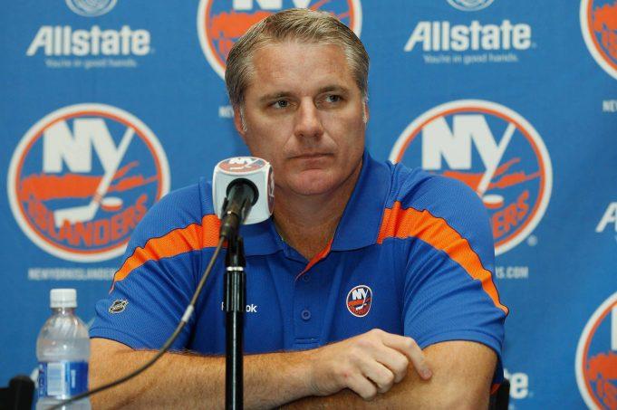 New York Islanders, Garth Snow