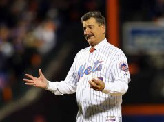 New York Mets Keith Hernandez