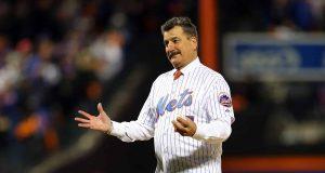 New York Mets Keith Hernandez