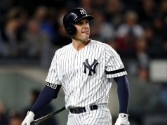 New York Yankees Greg Bird