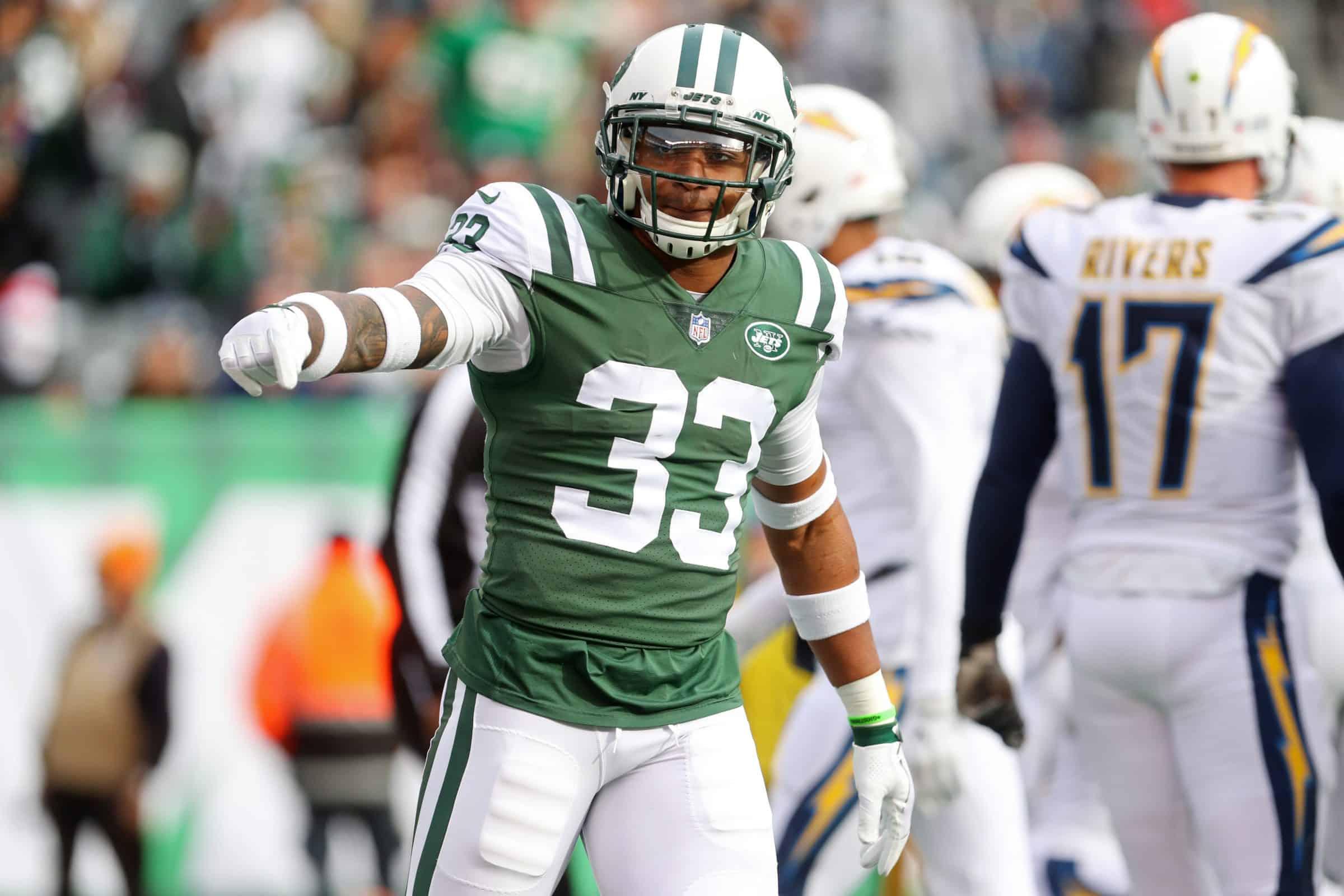 Jamal Adams New York Jets