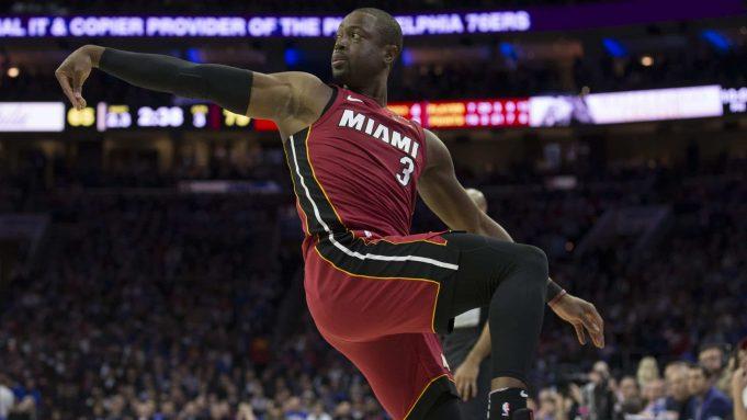 NBA Playoffs Roundup Dwyane Wade