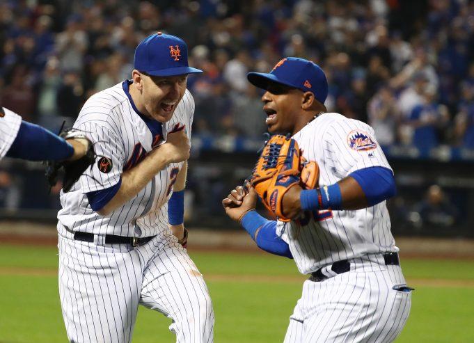 New York Mets Todd Frazier