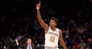 New York Knicks Frank Ntilikina