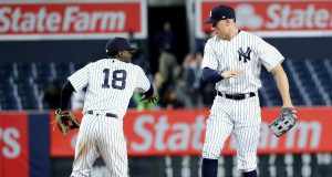New York Yankees Postgame