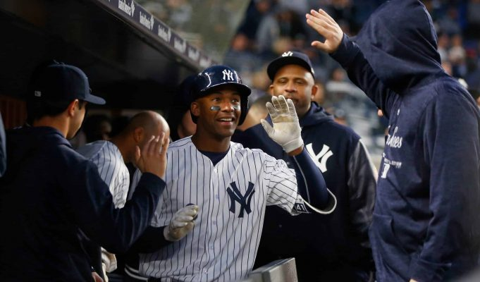 Miguel Andujar, New York Yankees