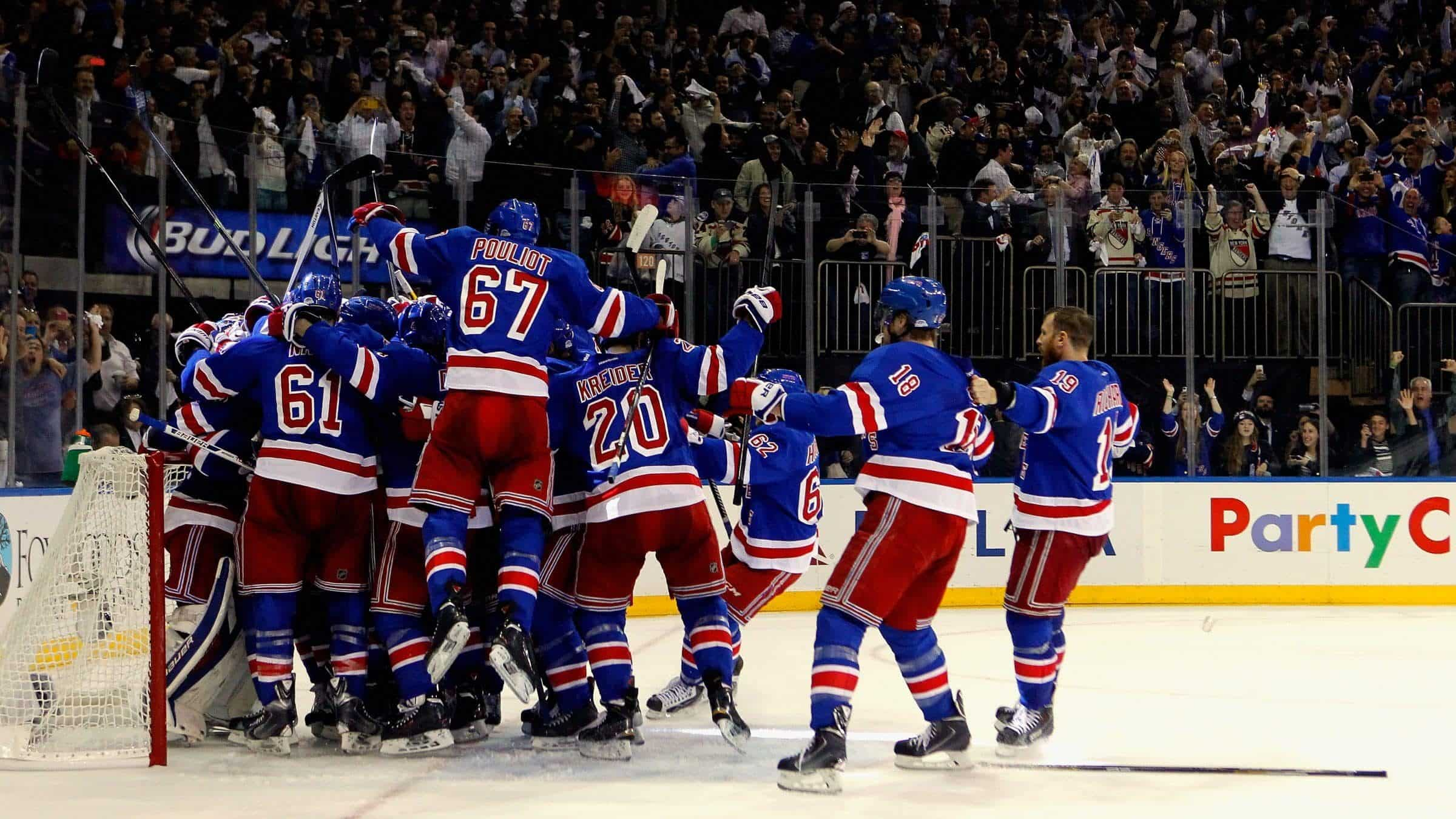 New York Rangers 2014