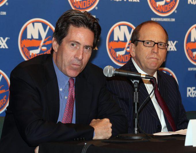New York Islanders, Jon Ledecky, Scott Malkin, Conference