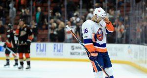 New York Islanders. Anaheim Ducks, Andrew Ladd, Honda Center