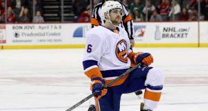 New York Islanders, New Jersey Devils, Ryan Pulock, Prudential Center