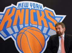 New York Knicks James Dolan