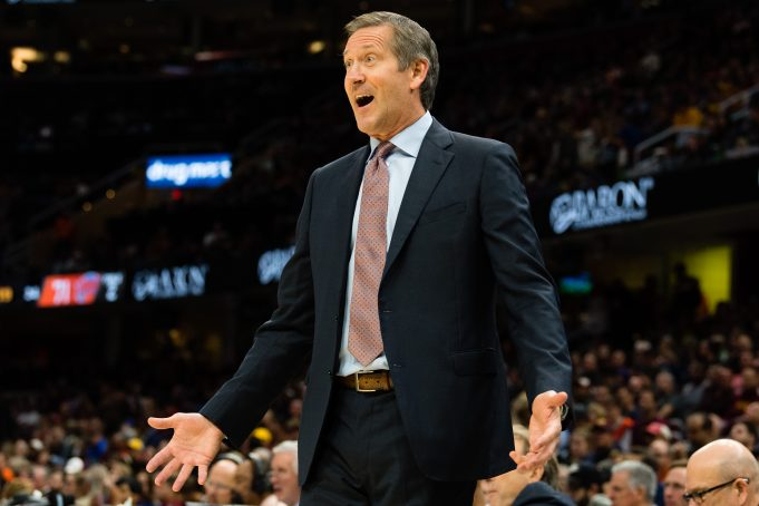 New York Knicks Jeff Hornacek