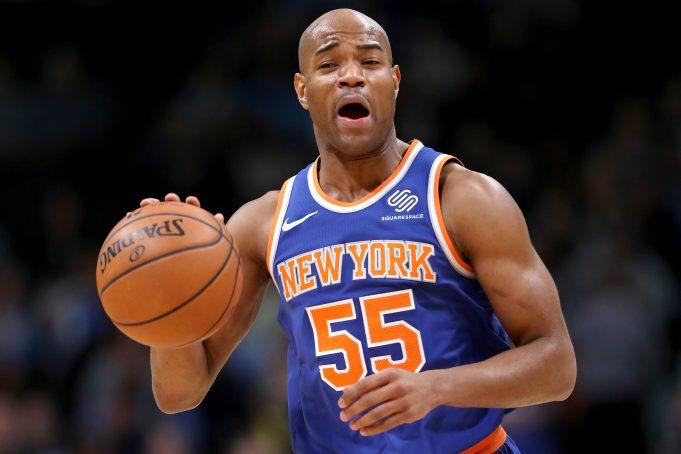 New York Knicks Jarrett Jack