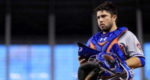 New York Mets C dArnaud may need Tommy John surgery