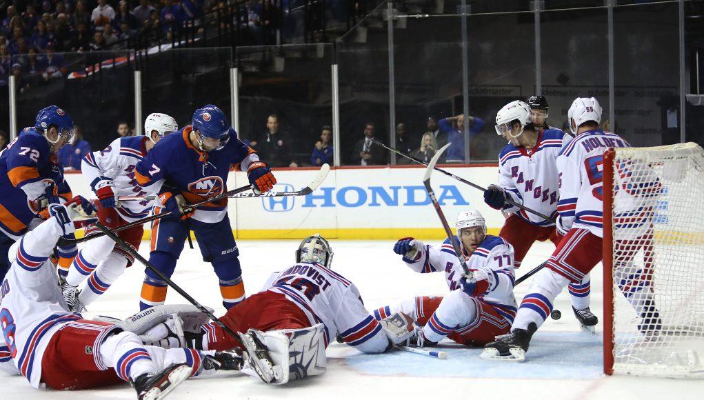 Struggling New York Rangers vs the Islanders