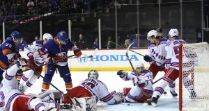 Struggling New York Rangers vs the Islanders