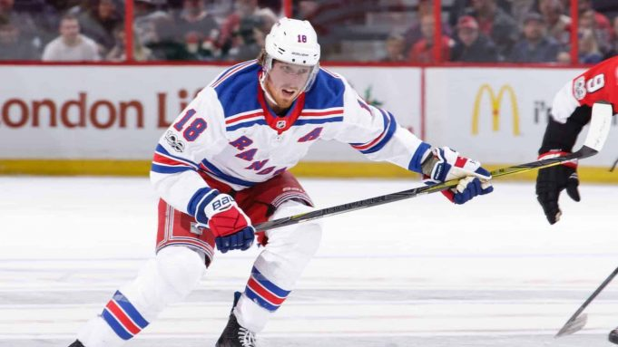 New York Rangers D Marc Staal is needed for leadership