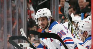 Mats Zuccarello's final grade is in